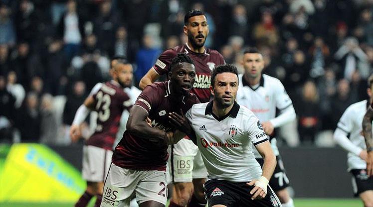 Beşiktaş: 25 - Göztepe: 9
