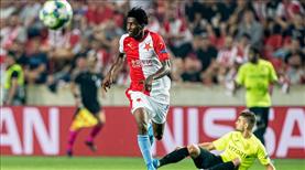 Slavia Prag da Devler Ligi'nde