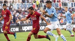 6 direk, 1 penaltı, 2 gol! Roma derbisi nefes kesti (ÖZET)
