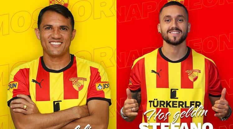 Başakşehir'den Göztepe'ye 2 transfer