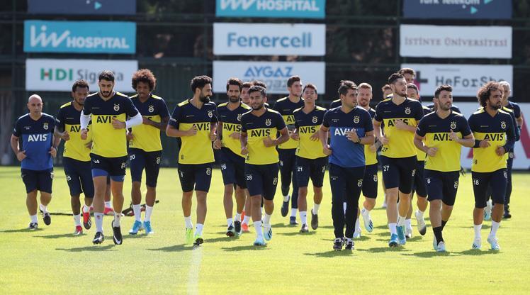 Fenerbahçe'de Alanya hazırlıkları