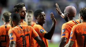 Babel şov yaptı, Hollanda fark attı