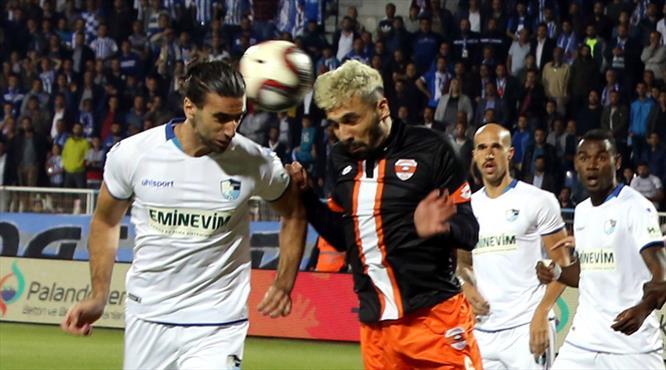 BB Erzurumspor - Adanaspor: 2-1 (ÖZET)