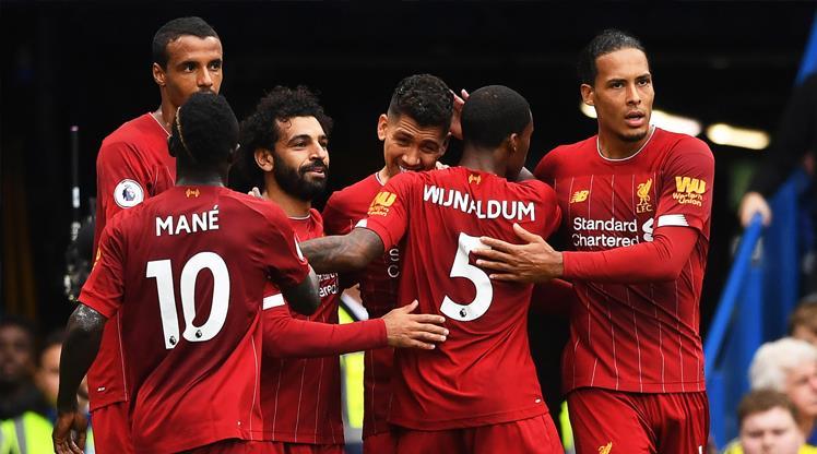 Son kurban Chelsea! Liverpool doludizgin
