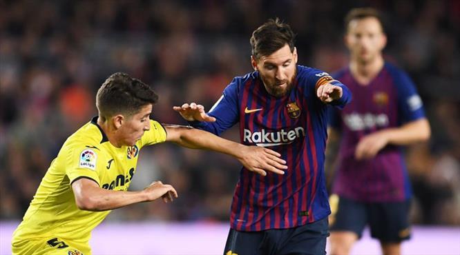 Bilyoner'le günün maçı: Barcelona - Villarreal