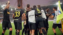Inter'in son kurbanı Sampdoria (ÖZET)