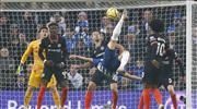 Muhteşem gol Chelsea'nin hayallerini yıktı