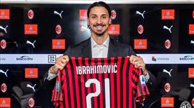 İşte Zlatan'ın yeni forma numarası