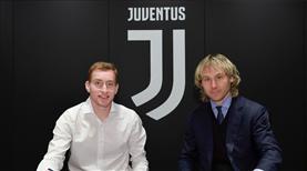 Juventus transferi resmen açıkladı