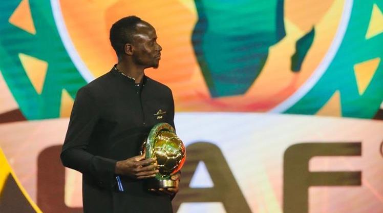 Afrika'da yılın futbolcusu Mane