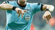 FIFA kokartı alan hakemlerimiz açıklandı