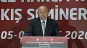 TFF Başkanı Nihat Özdemir'den VAR değerlendirmesi
