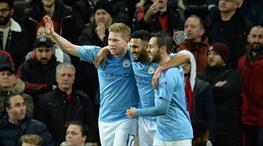Manchester derbisinde City avantajı kaptı (ÖZET)
