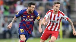 5 gollü dev maçta final bileti Atletico'nun