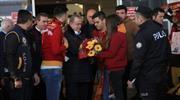 Galatasaray Antalya'da