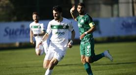 İH Konyaspor'dan iyi prova
