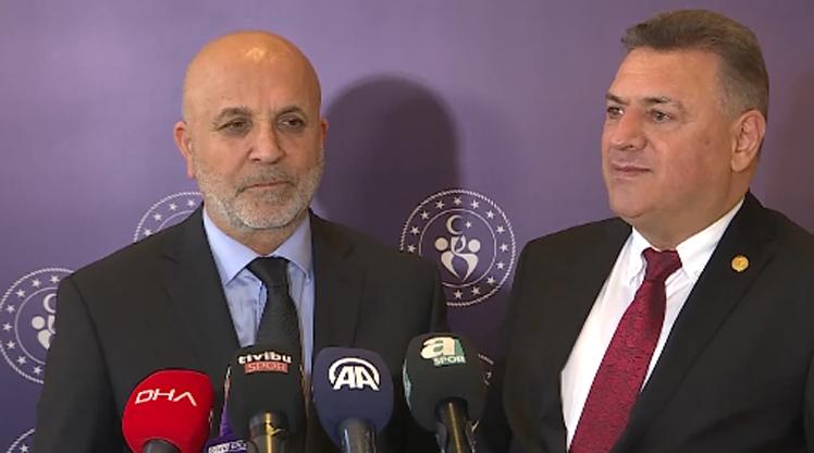 """""""Türk futbolunun bir temeli bir anayasası olmalı"""""""