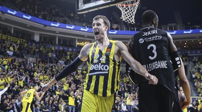 Fenerbahçe Beko farka koştu (ÖZET)