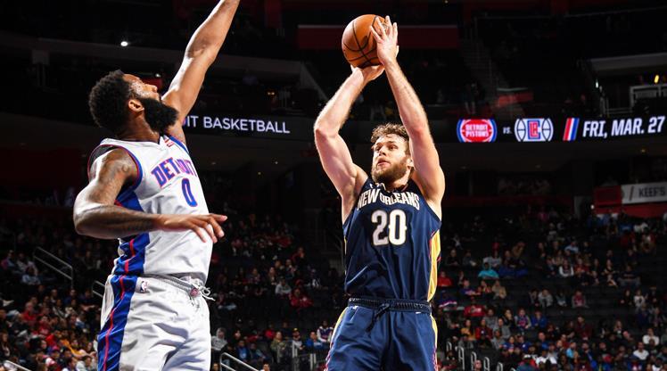 New Orleans Pelicans uzatmada kazandı