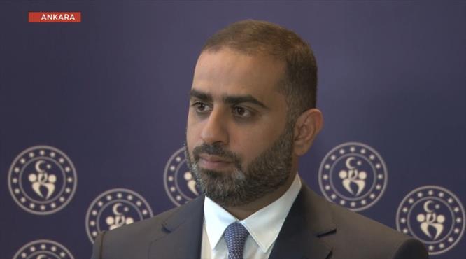 """Yousef Al-Obaidly: """"Türk futbolunun gelişmesi için birlik olmamız önemli"""""""