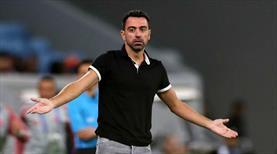 Xavi, Barcelona'yı reddettiğini açıkladı