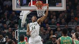 Milwaukee Bucks galibiyet serisini 5 maça çıkardı
