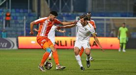 Adanaspor - Akhisarspor: 0-0 (ÖZET)