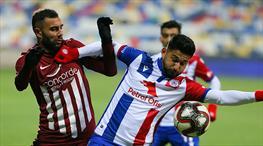 Altınordu - Hatayspor: 2-2 (ÖZET)
