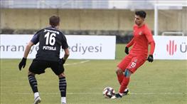 CG Ümraniyespor - Altay: 1-0 (ÖZET)