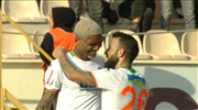 Fernandes oyuna girdi, golünü attı