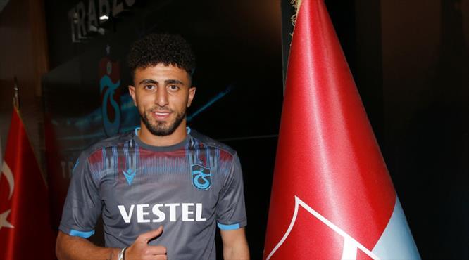 Trabzonspor'dan kadroya devre arası takviyesi