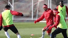 Sivasspor kupa maçına hazır