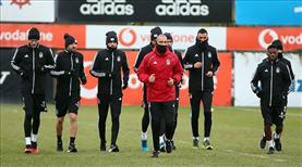 Beşiktaş'ta iki eksik