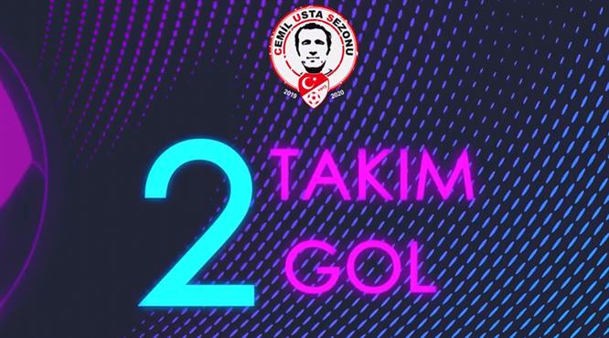 2 takım, 2 gol: Gençlerbirliği - Gaziantep FK