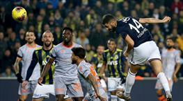 Fenerbahçe-M.Başakşehir maçının notları burada