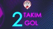 2 takım, 2 gol: Göztepe - Beşiktaş