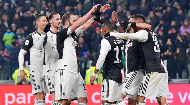 Juventus'tan devleri kıskandıracak gelir