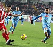 DG Sivasspor - Ç. Rizespor: 1-1 (ÖZET)