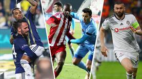İşte Süper Lig'de 19. haftanın enleri