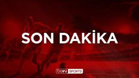 Beşiktaş ayrılığı TFF'ye bildirdi