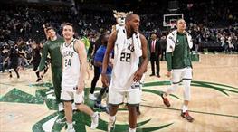 Ersanlı Milwaukee, Wizards'a fark attı