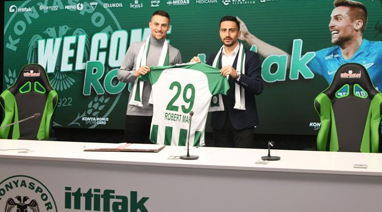 Zenit'ten İH Konyaspor'a