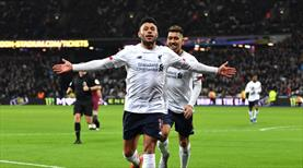 Var mı Liverpool'a yan bakan?