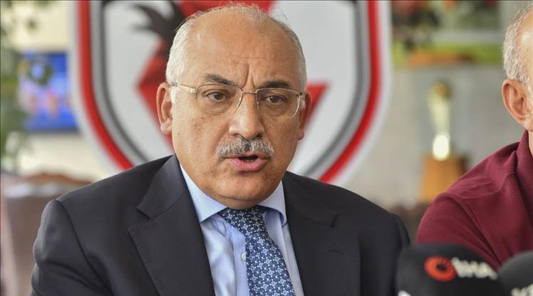 Mehmet Büyükekşi'den transfer açıklaması