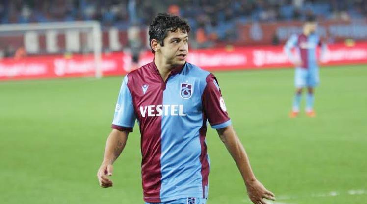 Trabzonspor Guilherme'nin sözleşmesi feshetti