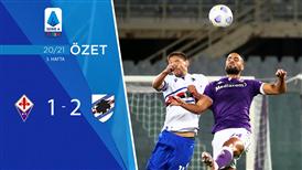ÖZET | Fiorentina 1-2 Sampdoria