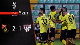 ÖZET | İstanbulspor 2-1 RH Bandırmaspor