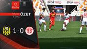 ÖZET | Y. Malatyaspor 1-0 FTA Antalyaspor