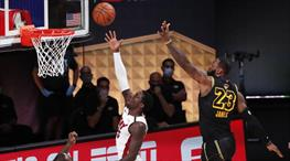 İşte NBA'de gecenin en güzel 5 hareketi