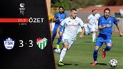 ÖZET | Tuzlaspor 3-3 Bursaspor